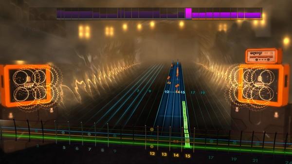 Скриншот №5 к Rocksmith® 2014 – Crobot Song Pack
