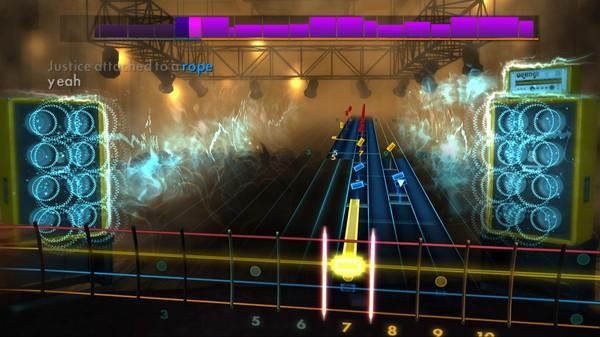 Скриншот №3 к Rocksmith® 2014 – Crobot Song Pack