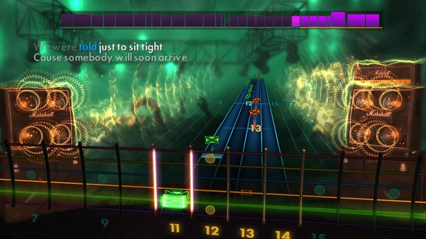 """Скриншот №4 к Rocksmith® 2014 – Rise Against - """"Help Is On The Way"""""""