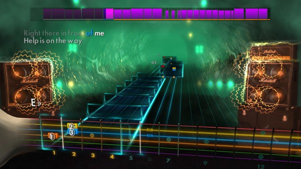 """Скриншот №1 к Rocksmith® 2014 – Rise Against - """"Help Is On The Way"""""""