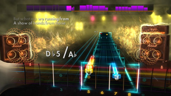 """Скриншот №5 к Rocksmith® 2014 – Rise Against - """"Audience of One"""""""