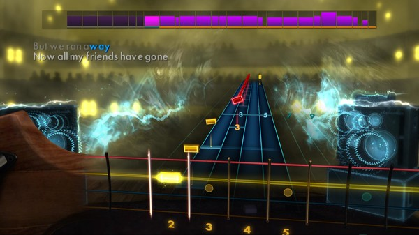 """Скриншот №1 к Rocksmith® 2014 – Rise Against - """"Audience of One"""""""