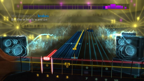 """Скриншот №3 к Rocksmith® 2014 – Rise Against - """"Audience of One"""""""