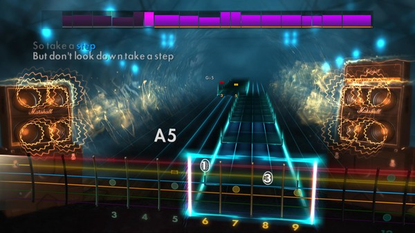"""Скриншот №3 к Rocksmith® 2014 – Rise Against - """"Ready to Fall"""""""