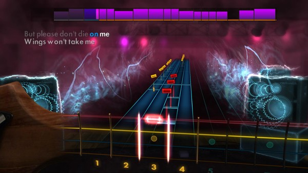 """Скриншот №2 к Rocksmith® 2014 – Rise Against - """"Ready to Fall"""""""