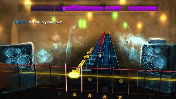 "Скриншот №2 к Rocksmith® 2014 – Rise Against - ""Paper Wings"""