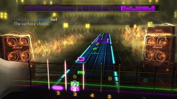 Скриншот №2 к Rocksmith® 2014 – Rise Against Song Pack II