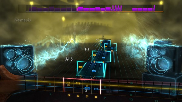 "Скриншот №4 к Rocksmith® 2014 – Arch Enemy - ""Nemesis"""