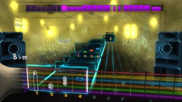 Скриншот №2 к Rocksmith® 2014 – Variety Song Pack I