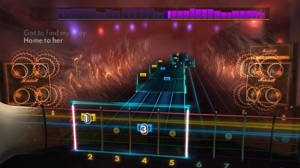 "Скриншот №2 к Rocksmith® 2014 – Queensrÿche - ""Jet City Woman"""