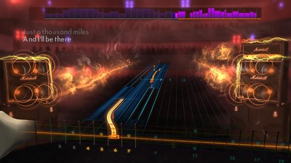 "Скриншот №1 к Rocksmith® 2014 – Queensrÿche - ""Jet City Woman"""