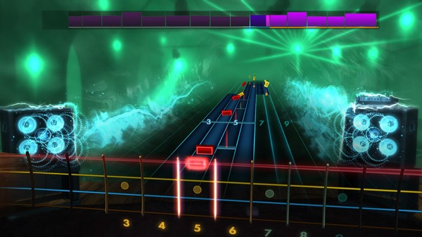 "Скриншот №5 к Rocksmith® 2014 – Queensrÿche - ""I Dont Believe in Love"""