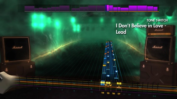 "Скриншот №1 к Rocksmith® 2014 – Queensrÿche - ""I Dont Believe in Love"""