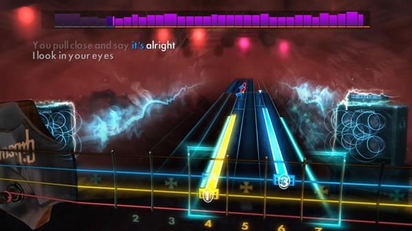 Скриншот №3 к Rocksmith® 2014 – Queensrÿche Song Pack