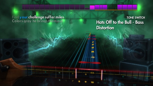 """Скриншот №3 к Rocksmith® 2014 – Chevelle - """"Hats Off to the Bull"""""""