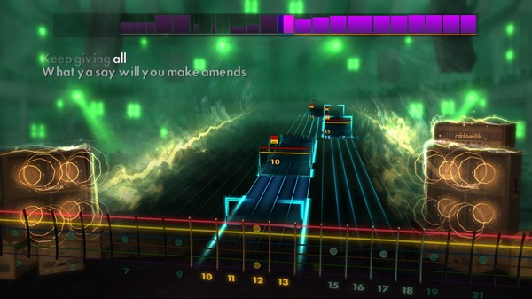 """Скриншот №1 к Rocksmith® 2014 – Chevelle - """"Hats Off to the Bull"""""""