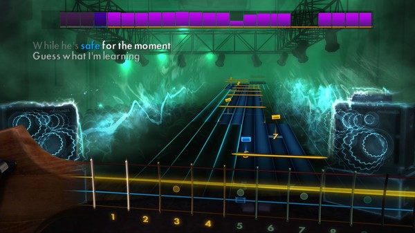 """Скриншот №5 к Rocksmith® 2014 – Chevelle - """"Hats Off to the Bull"""""""