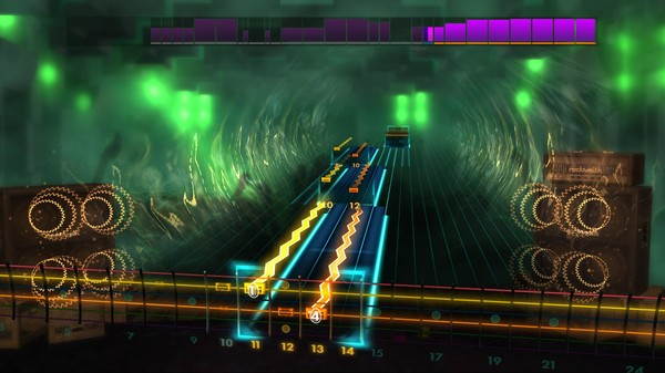 """Скриншот №2 к Rocksmith® 2014 – Chevelle - """"Hats Off to the Bull"""""""