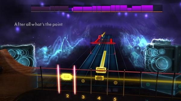 "Скриншот №3 к Rocksmith® 2014 – Chevelle - ""Vitamin R Leading Us Along"""