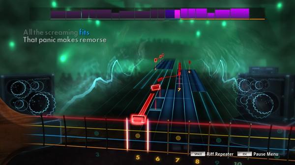 "Скриншот №4 к Rocksmith® 2014 – Chevelle - ""Vitamin R Leading Us Along"""