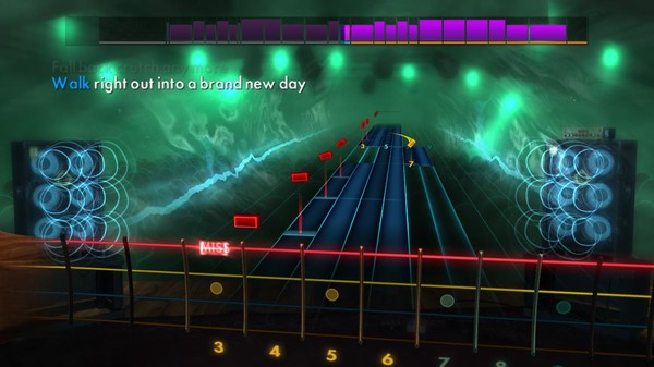 "Скриншот №3 к Rocksmith® 2014 – Everclear - ""Santa Monica"""