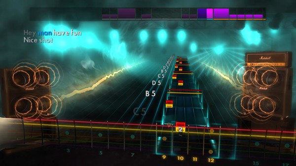"Скриншот №2 к Rocksmith® 2014 – Filter - ""Hey Man Nice Shot"""