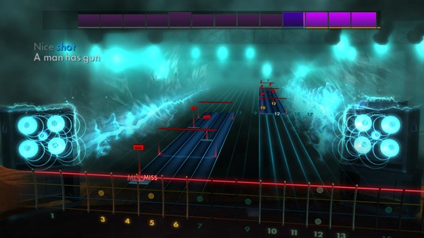 "Скриншот №1 к Rocksmith® 2014 – Filter - ""Hey Man Nice Shot"""