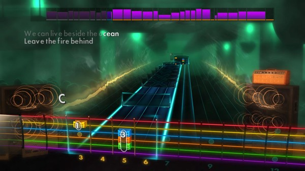 Скриншот №5 к Rocksmith® 2014 – 90s Mix Song Pack