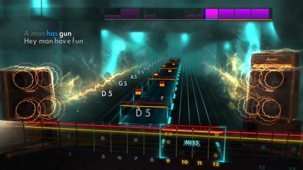 Скриншот №1 к Rocksmith® 2014 – 90s Mix Song Pack