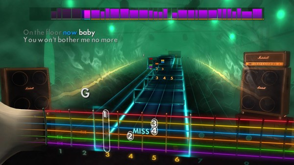 Скриншот №2 к Rocksmith® 2014 – 90s Mix Song Pack
