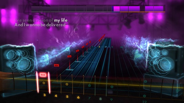 "Скриншот №4 к Rocksmith® 2014 – Good Charlotte - ""The River"""