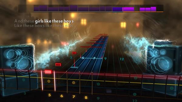 "Скриншот №5 к Rocksmith® 2014 – Good Charlotte - ""Girls  Boys"""