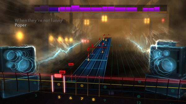 Скриншот №1 к Rocksmith® 2014 – Good Charlotte Song Pack