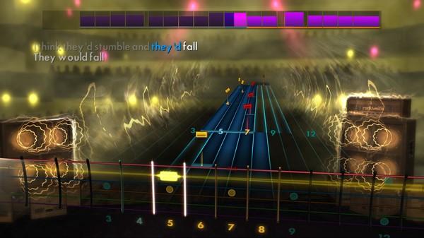 Скриншот №3 к Rocksmith® 2014 – Good Charlotte Song Pack
