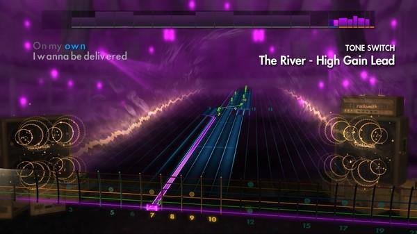 Скриншот №4 к Rocksmith® 2014 – Good Charlotte Song Pack