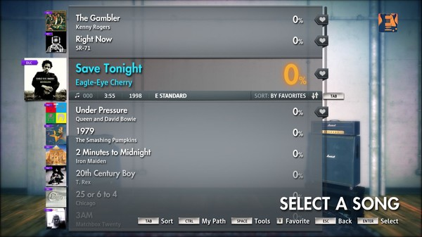 "Скриншот №1 к Rocksmith® 2014 – Eagle-Eye Cherry - ""Save Tonight"""