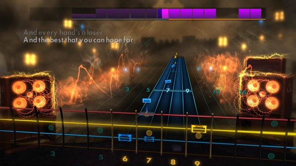 "Скриншот №4 к Rocksmith® 2014 – Kenny Rogers - ""The Gambler"""