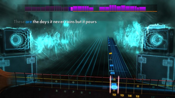 "Скриншот №4 к Rocksmith® 2014 – Queen and David Bowie - ""Under Pressure"""