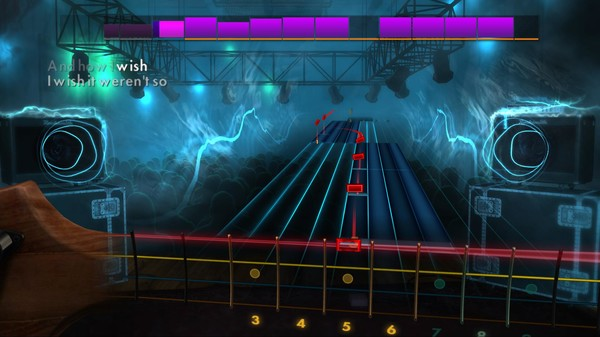 Скриншот №3 к Rocksmith® 2014 – Variety Song Pack II