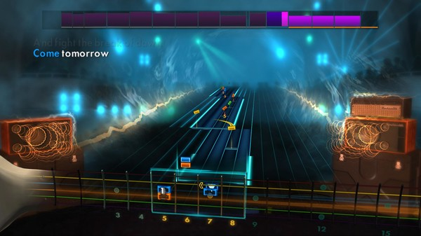 Скриншот №4 к Rocksmith® 2014 – Variety Song Pack II