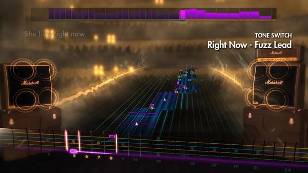 Скриншот №2 к Rocksmith® 2014 – Variety Song Pack II