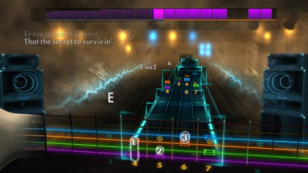 Скриншот №6 к Rocksmith® 2014 – Variety Song Pack II
