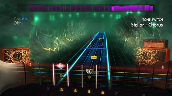 "Скриншот №1 к Rocksmith® 2014 – Incubus - ""Stellar"""