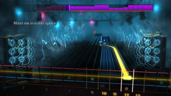 "Скриншот №3 к Rocksmith® 2014 – Incubus - ""Stellar"""
