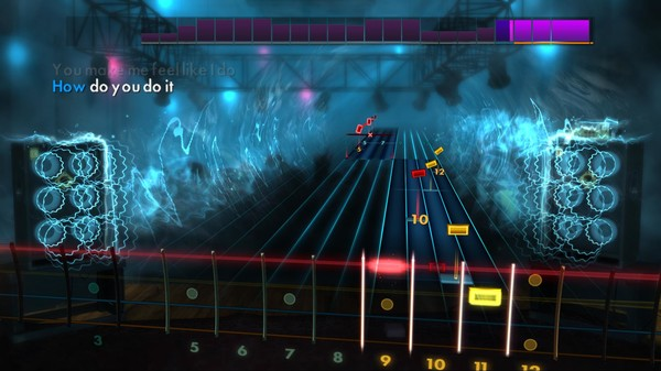 "Скриншот №4 к Rocksmith® 2014 – Incubus - ""Stellar"""