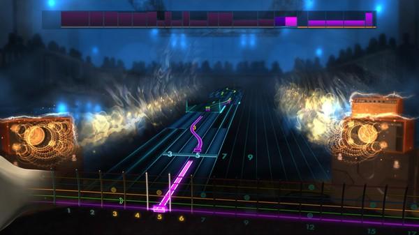 "Скриншот №5 к Rocksmith® 2014 – Incubus - ""Drive"""