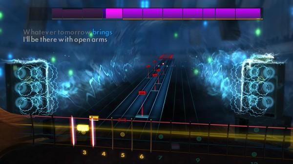 "Скриншот №3 к Rocksmith® 2014 – Incubus - ""Drive"""