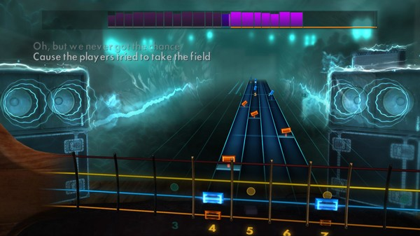 "Скриншот №5 к Rocksmith® 2014 – Don McLean - ""American Pie"""