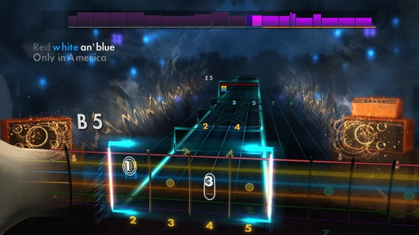 "Скриншот №2 к Rocksmith® 2014 – Brooks  Dunn - ""Only In America"""