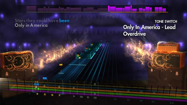 "Скриншот №4 к Rocksmith® 2014 – Brooks  Dunn - ""Only In America"""